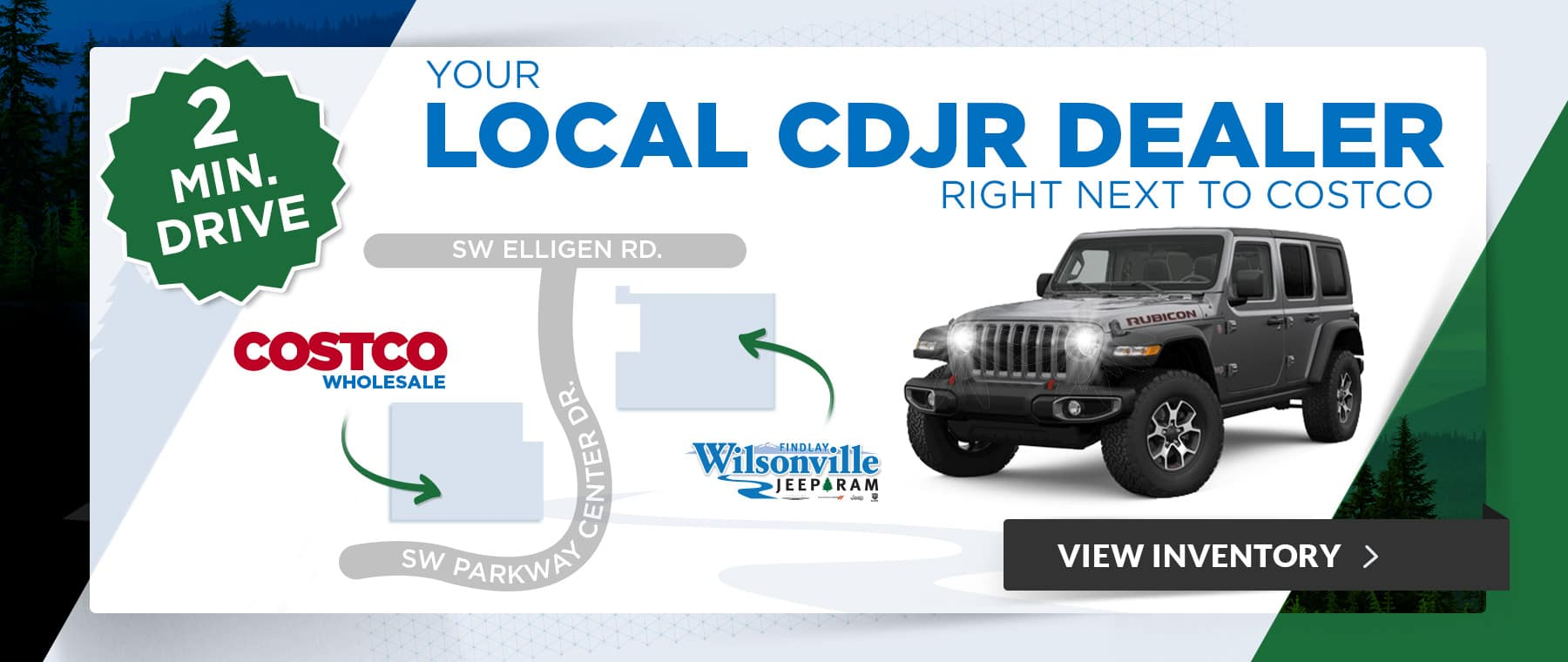 Local Dodge Dealers >> Chrysler Jeep Dodge Ram Dealer Wilsonville Or Wilsonville Jeep Ram