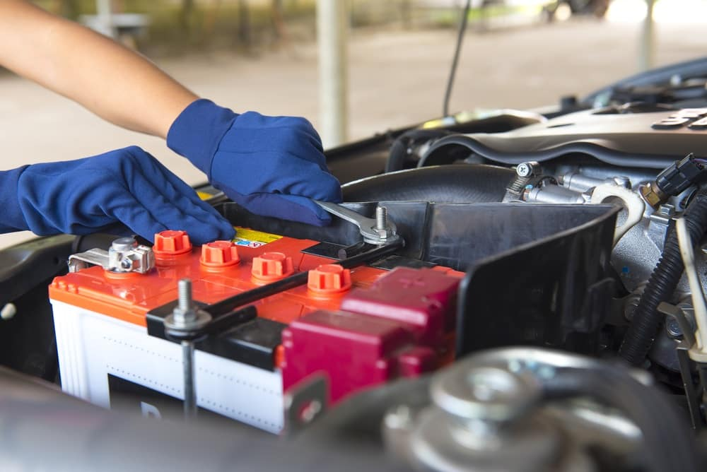 Battery Repair near Woodburn, OR