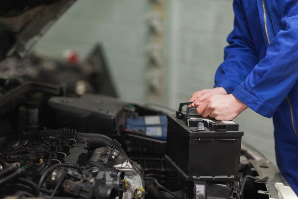 Car Battery Service near Wilsonville, OR