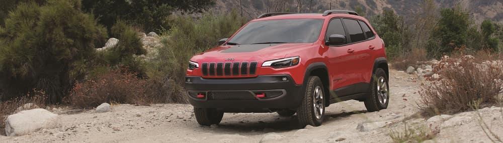 Jeep Cherokee Models near Wilsonville, OR