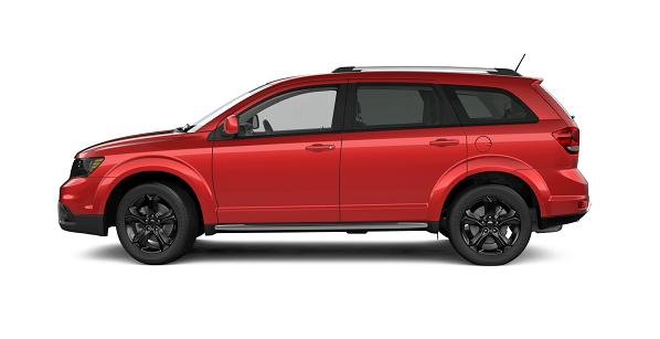 Dodge Journey Model Features