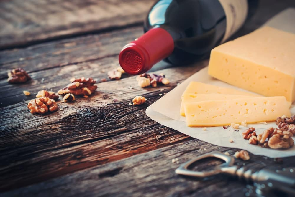 Wine and Cheese near Wilsonville, OR