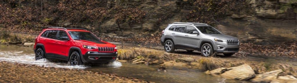 Jeep Trim Level Reviews
