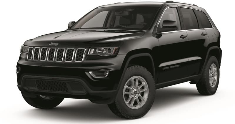 Jeep Grand Cherokee Diamond Black