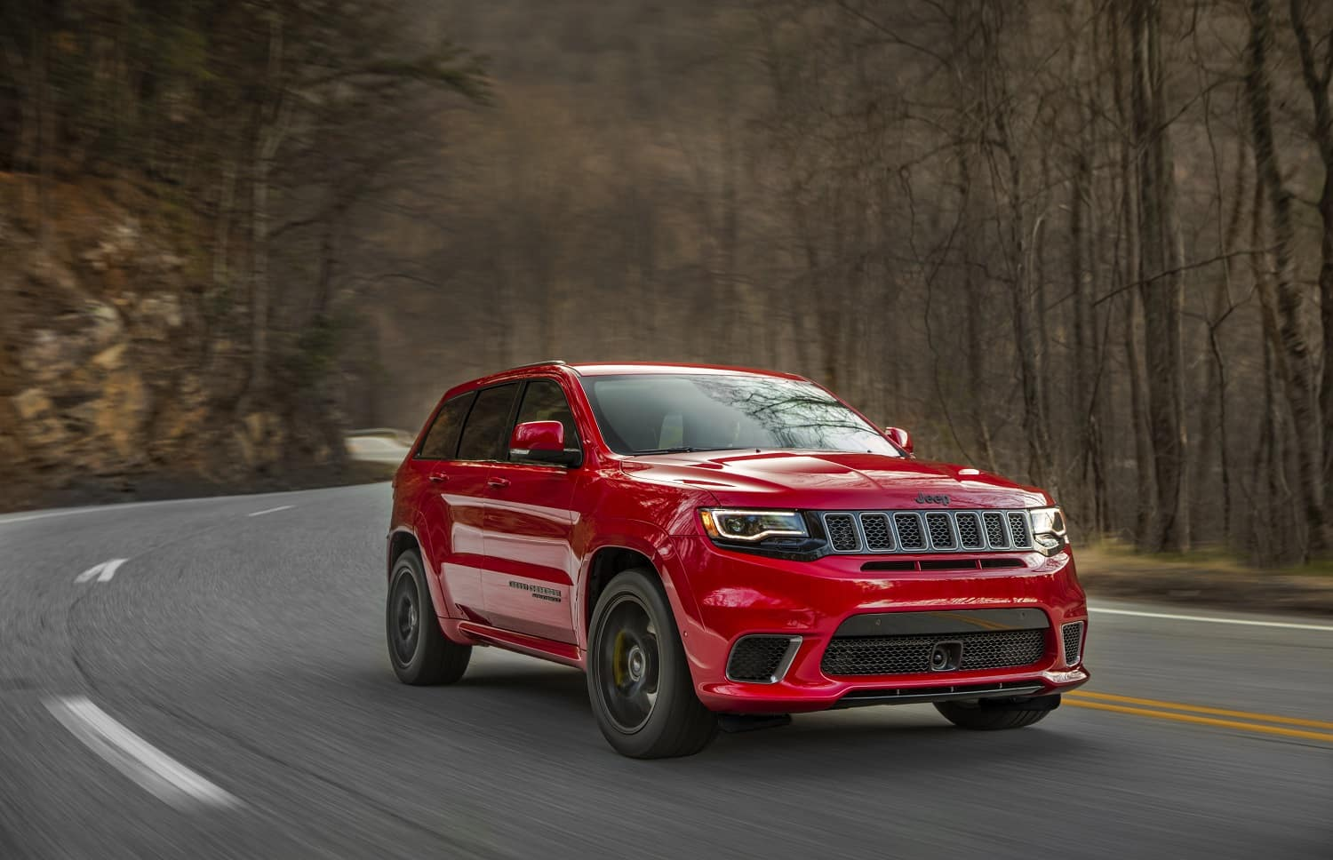 Jeep Grand Cherokee Safety Features