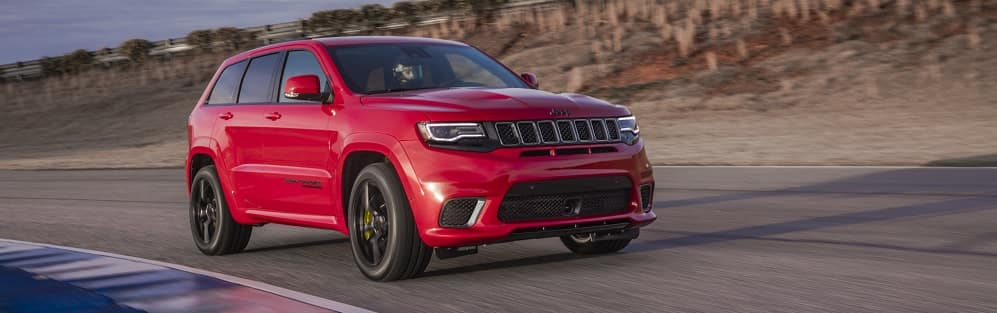 Jeep Grand Cherokee Models for Sale