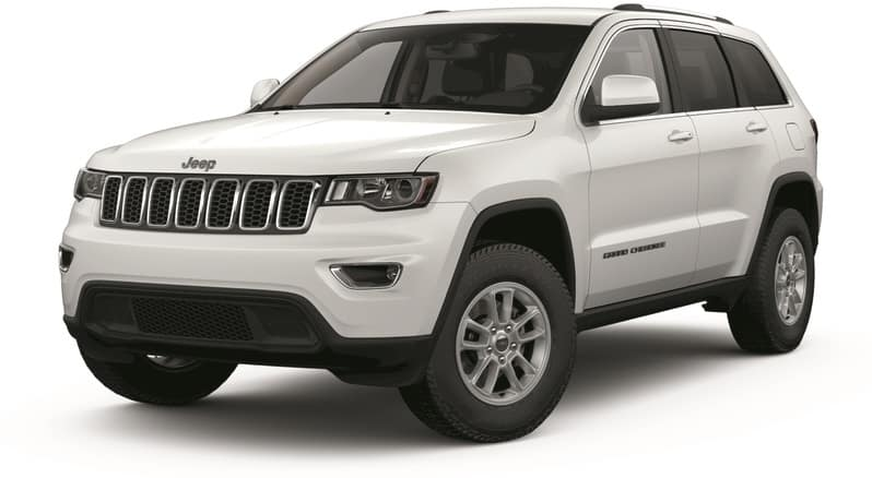 Jeep Grand Cherokee Bright White