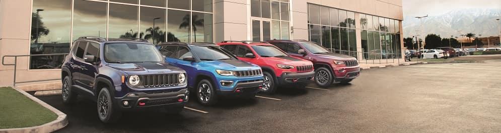 Jeep Model Reviews