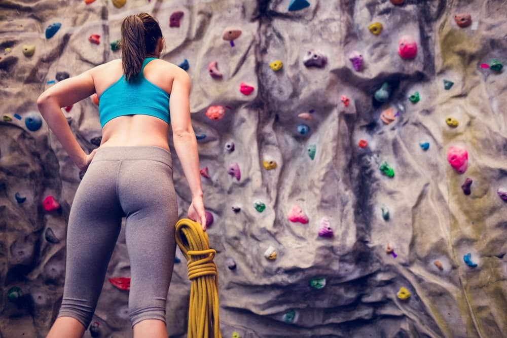 Rock Climbing Gym near Portland, OR