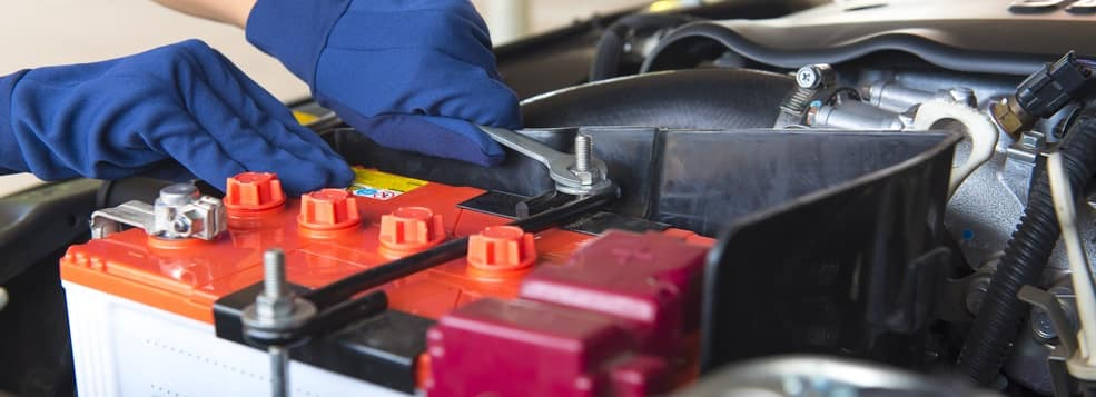 Battery Repair