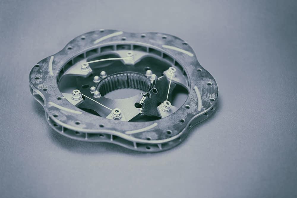 Warped Brake Rotor
