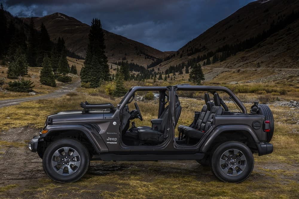 Jeep Wrangler Style Wilsonville OR