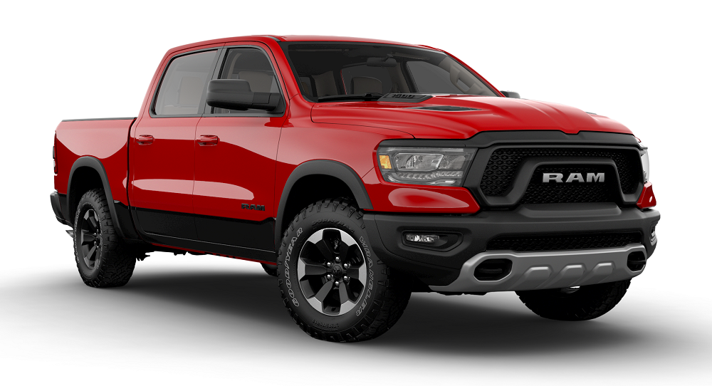 Ram 1500 Rebel Wilsonville OR