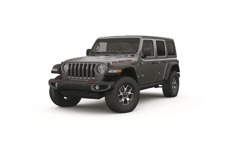 Jeep Wrangler Rubicon Wilsonville OR