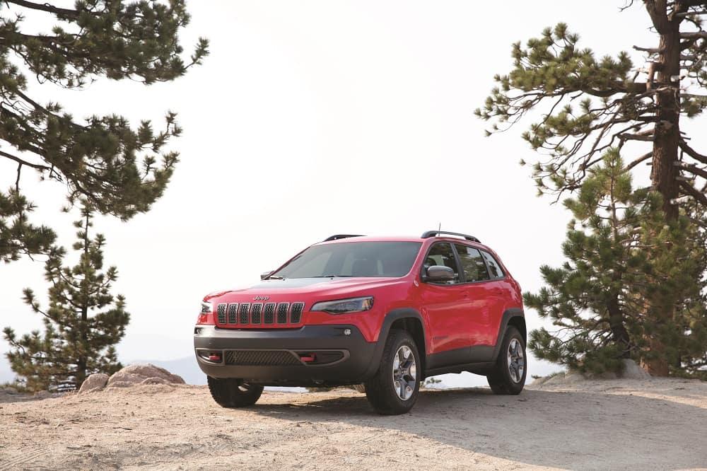 Jeep Cherokee Engine