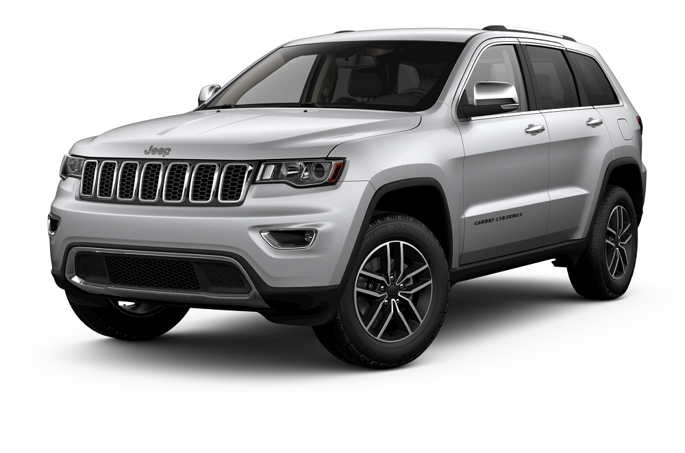 Jeep Grand Cherokee Design