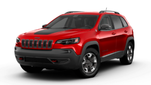 Jeep Cherokee Trailhawk Elite 4X4 Firecracker Red