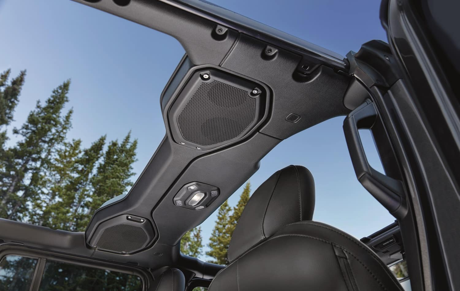 Jeep Wrangler Sunroof