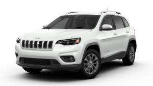 Jeep Cherokee Interior Wilsonville OR