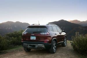 Jeep Cherokee vs Ford Edge Wilsonville OR