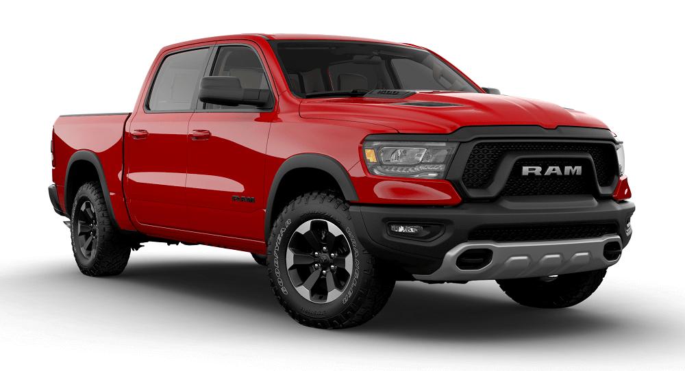 Ram Trucks Oregon