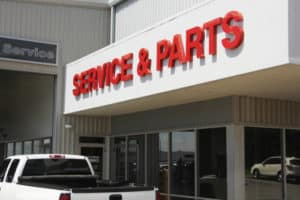 Jeep Service and Parts Center near Jennings Lodge OR