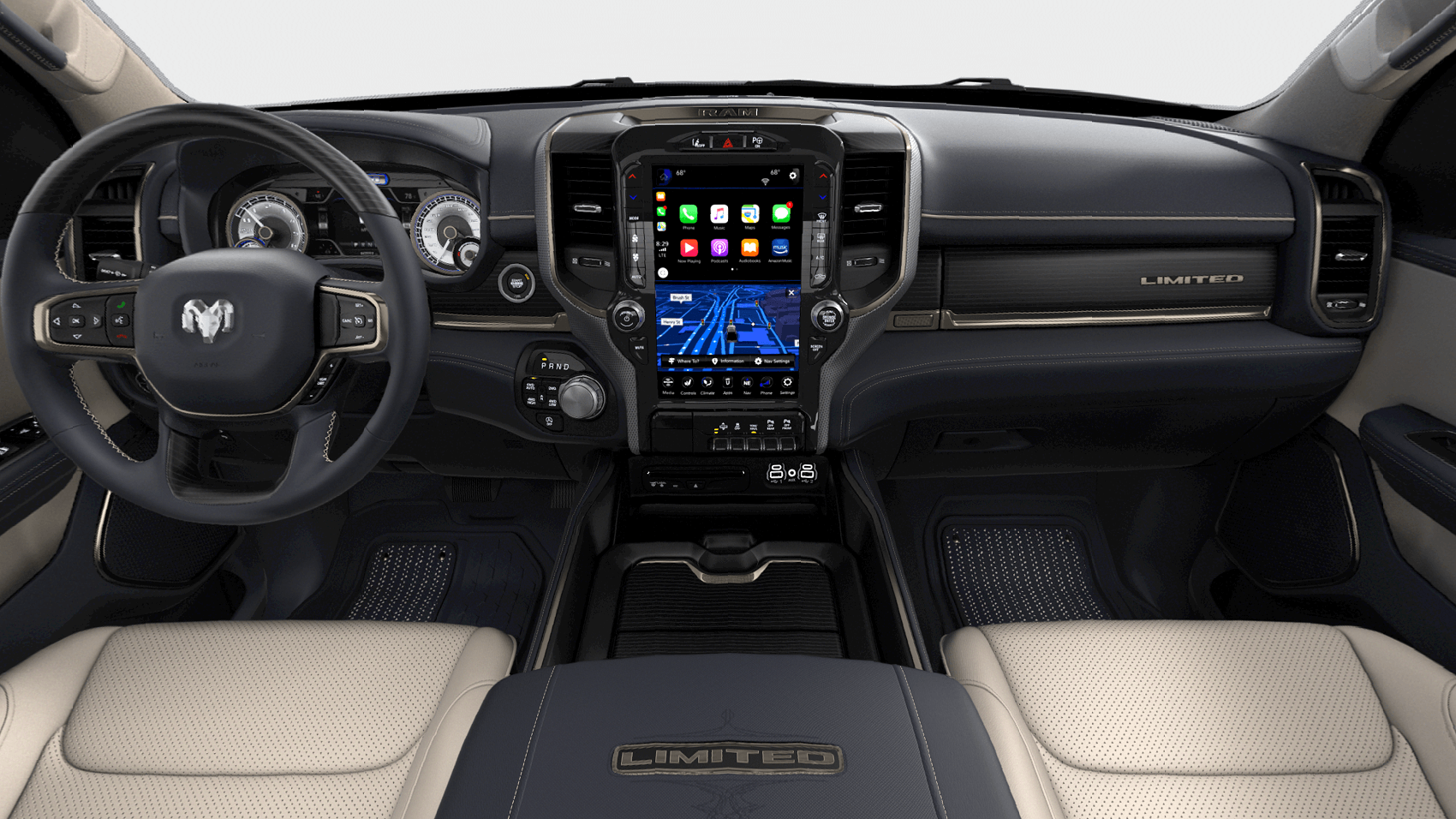 Ram 1500 Interior Wilsonville OR