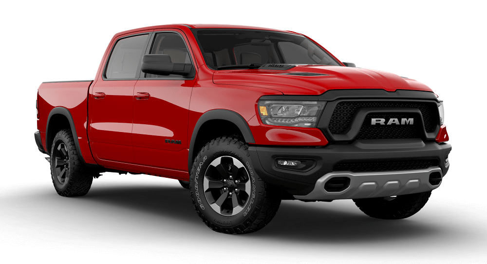 Ram 1500 Flame Red Shorewood IL