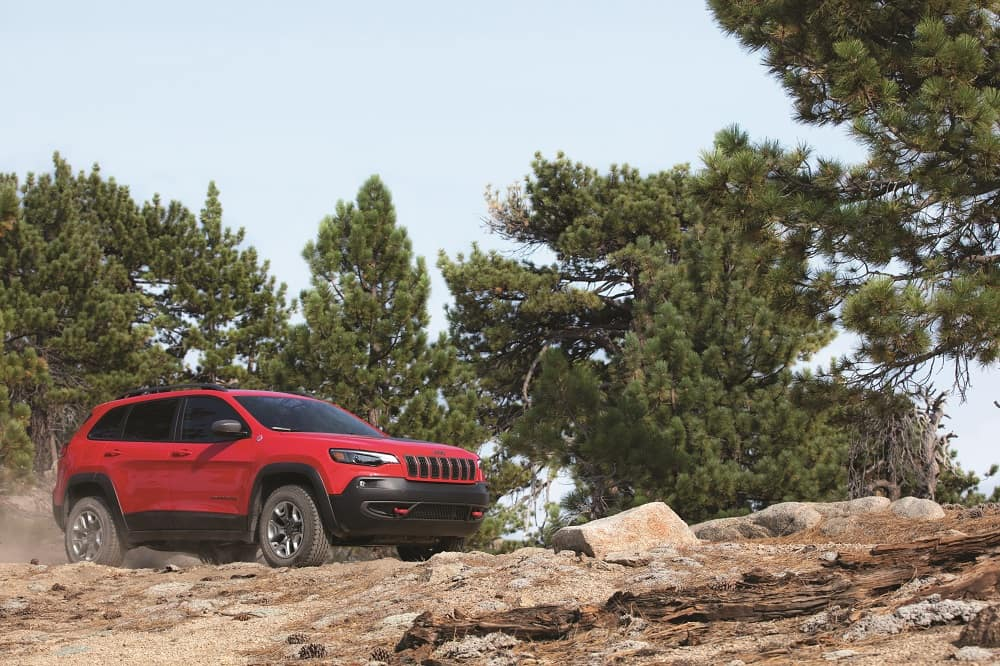 Jeep Cherokee Safety