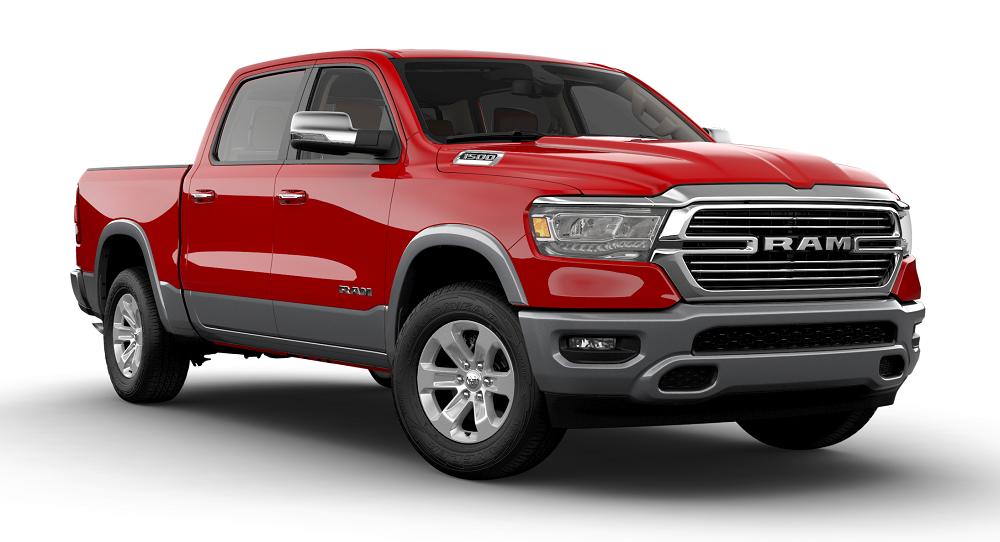 2020 Ram 1500 Red