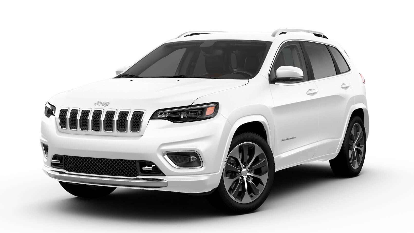 2020 Jeep Cherokee cabin features Wilsonville, OR