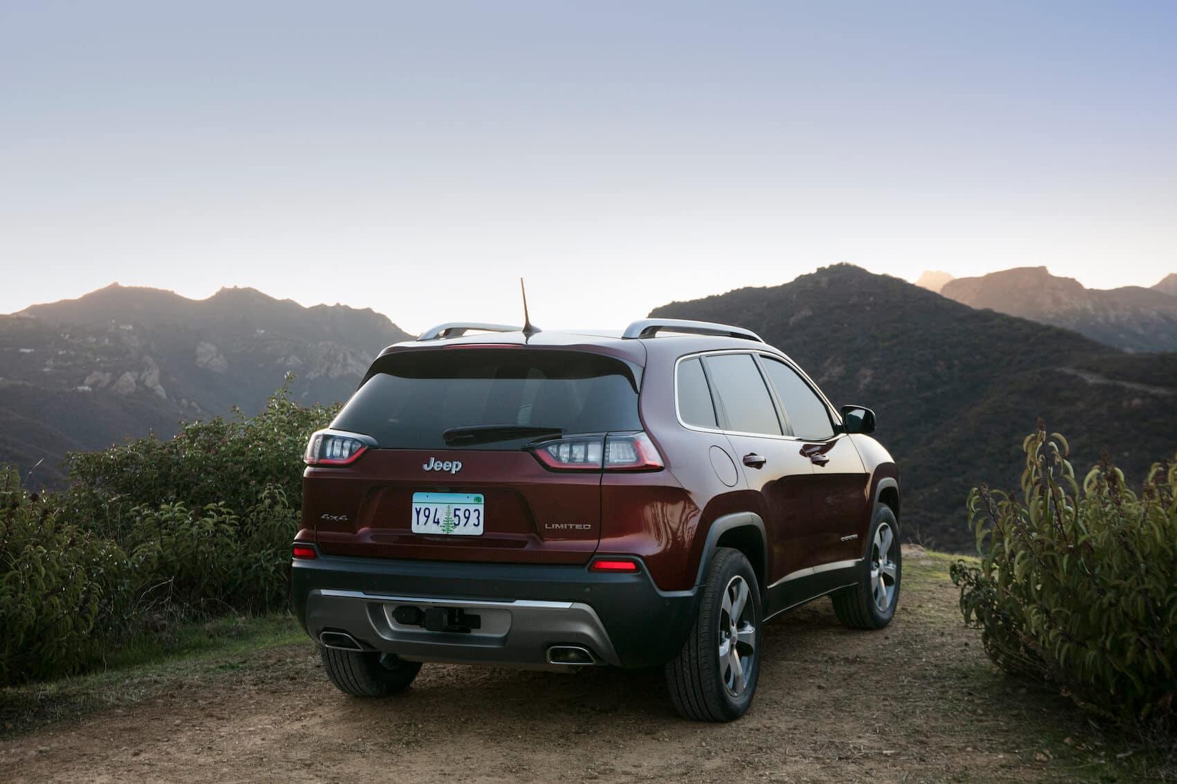 2020 Jeep Cherokee cargo space Wilsonville, OR
