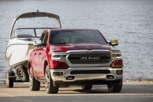 2021 Ram 1500 vs Chevy Silverado 1500