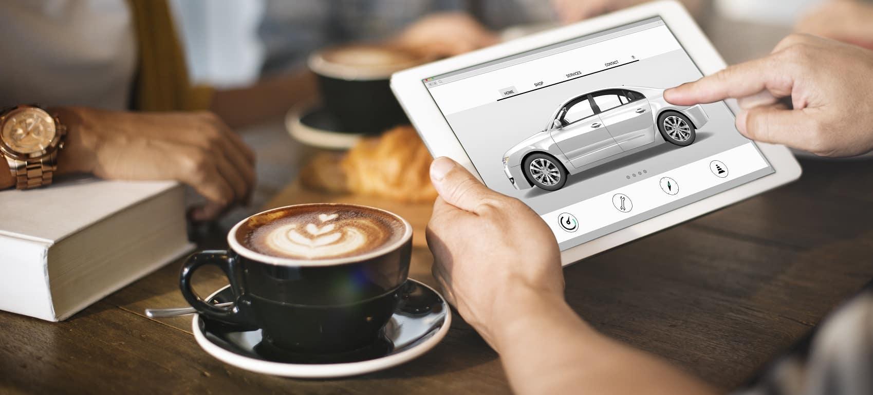 Buy a Car Online near Sherwood OR