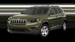 Jeep Cherokee Green