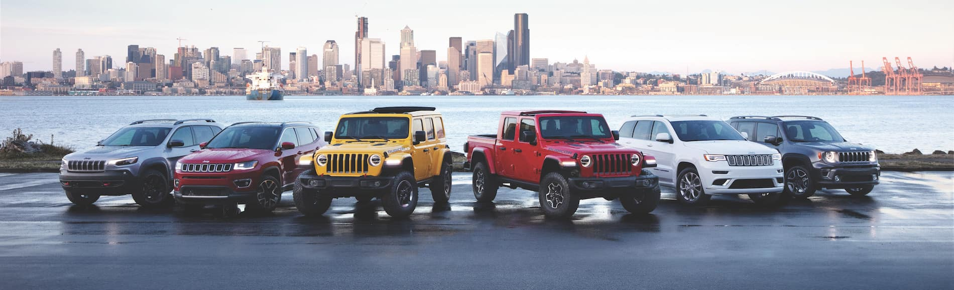 Jeep Inventory near Woodburn OR