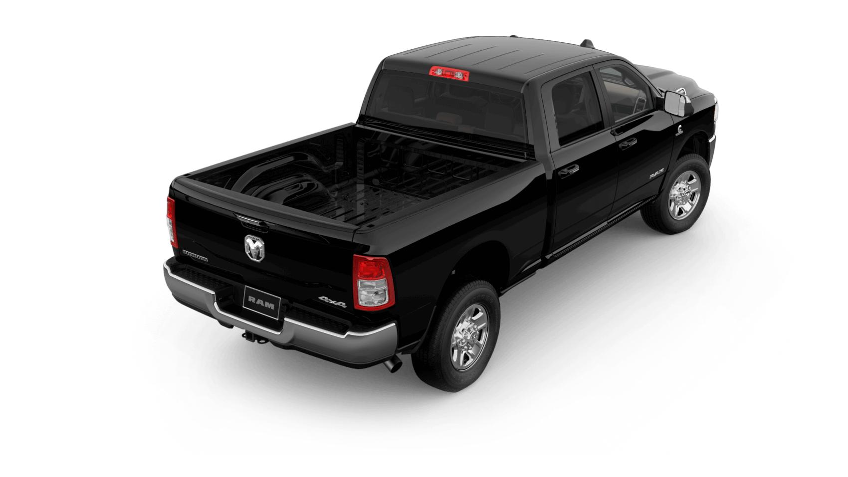 2021 Ram 2500 Big Horn Crew Cab Diamond Black Wilsonville CDJR