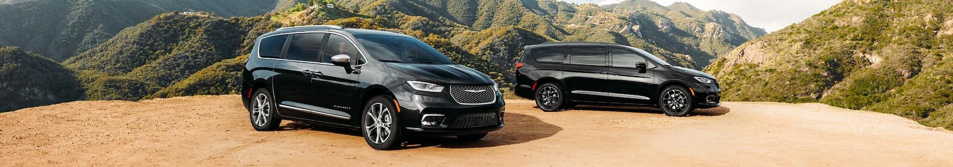 Chrysler Pacifica Black