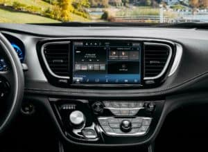Chrysler Pacifica Technology