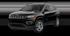 Jeep Compass Latitude Black