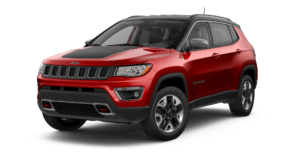 Jeep Compass Trailhawk Red