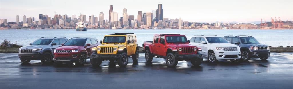 Jeep Multi Models