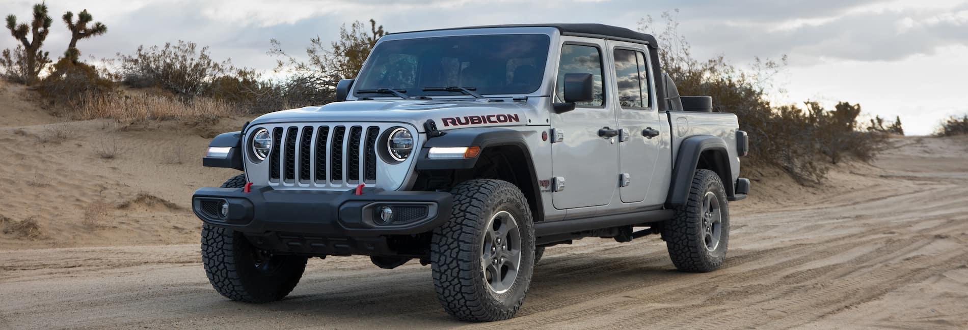 Jeep Gladiator Silver