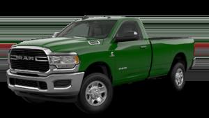 Ram 2500 Green