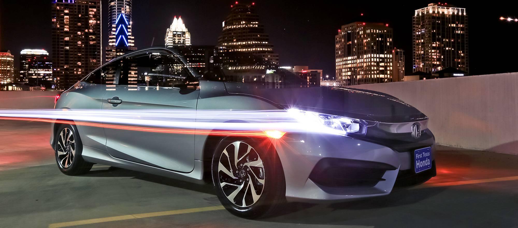 New Honda Civic For Sale In Austin TX