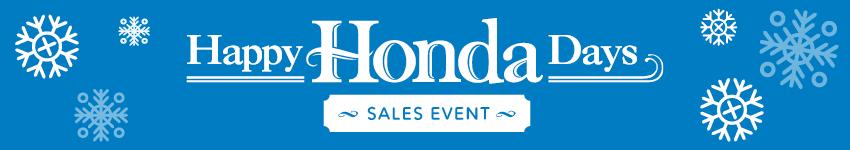 Happy Honda Days Austin