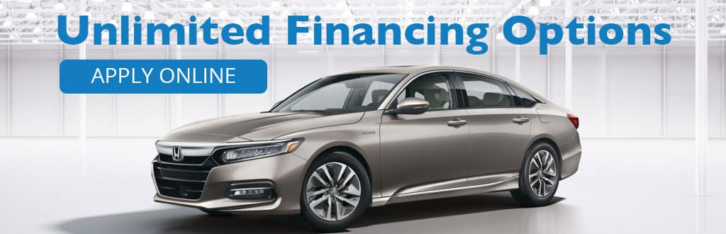 Apply for Honda Financing