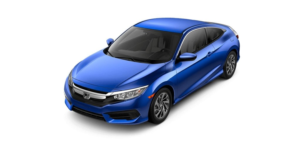 2017 Civic Coupe CVT LX