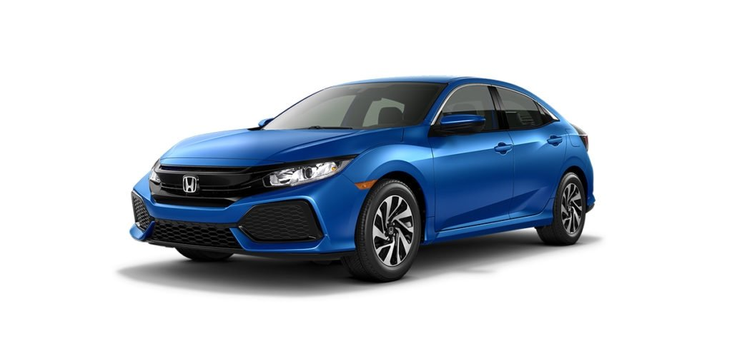 2017 Civic Hatchback CVT LX