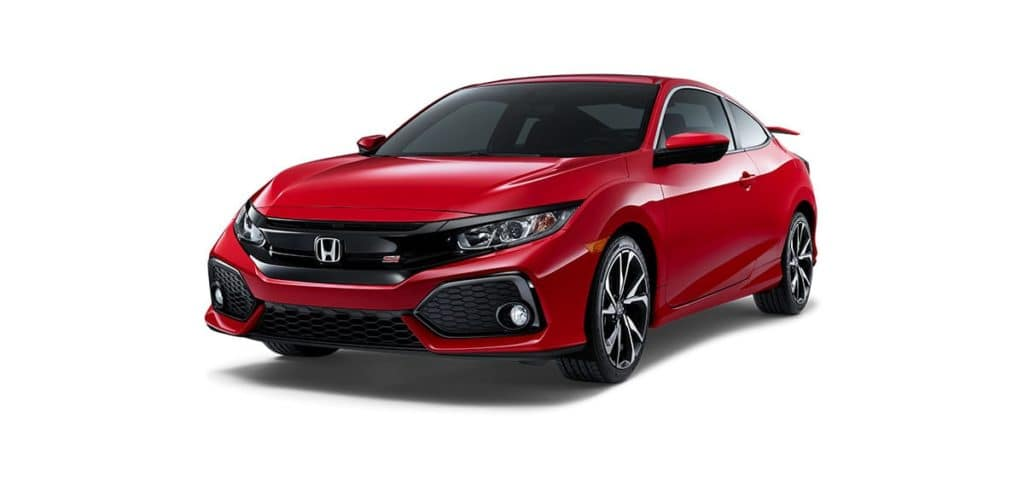 2018 Civic Si Coupe
